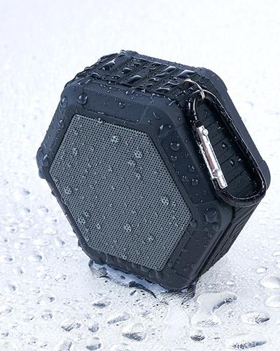 Brindes Personalizados -  Mini caixa de som Bluetooth