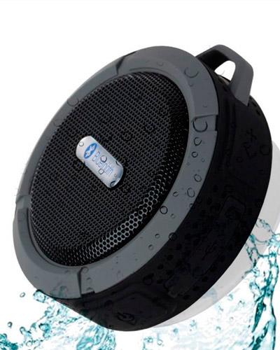 Caixa de Som Personalizada - Mini caixa de som resistente a água para Brindes