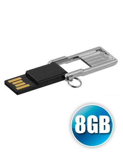 Pen Drive Personalizado - Mini Pen drive com 8GB