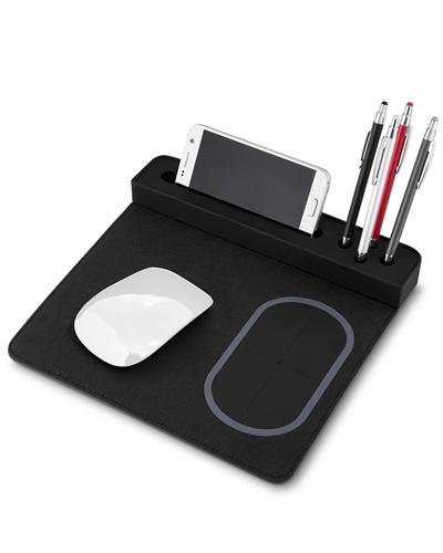 Mouse Pad Personalizado - Mouse Pad com Carregador Personalizado