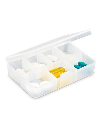 Porta Comprimido Personalizado - Organizador de Comprimidos Semanal Personalizado