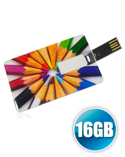 Pen card Personalizado 16gb