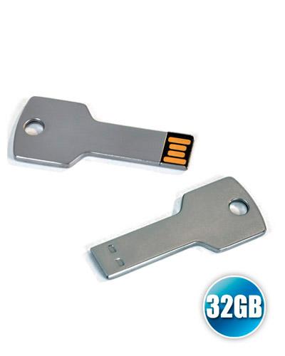Pen drive 32gb Chave Personalizado