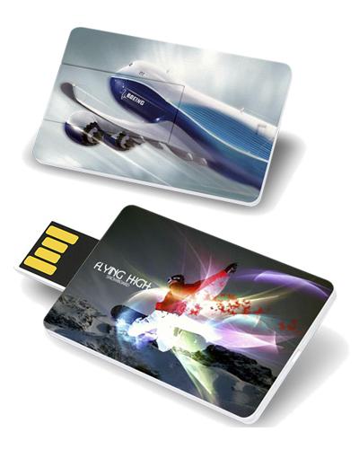 Pen drive Card Retrátil