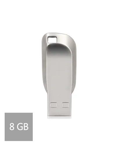 Pen Drive de Metal 8GB Personalizado