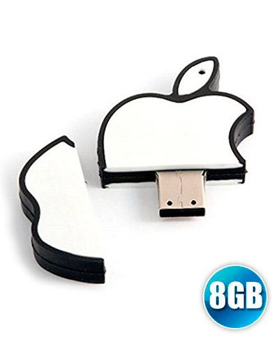 Pen drive Personalizado Emborrachado 8GB