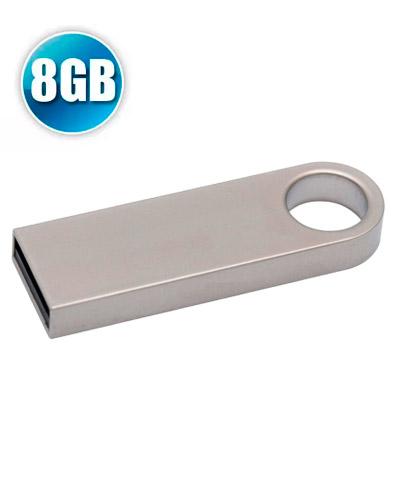 Pen Drive Personalizado 8GB Metálico