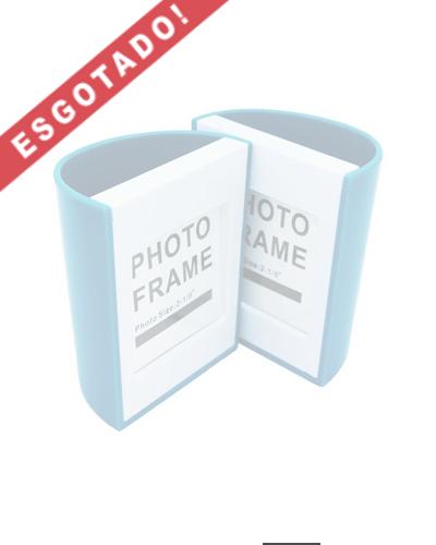 Porta Clips - Porta Caneta com Porta Retrato Personalizado