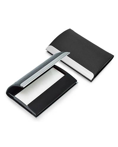 Porta Cartão - Porta Cartão de Couro para Brindes