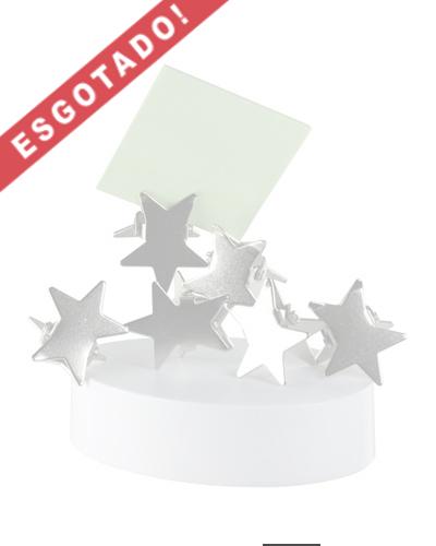 Brindes Personalizados -  Porta Clips com Imã Personalizado