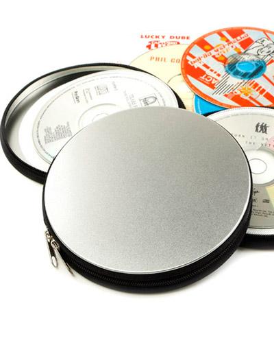Porta CDs - Porta Dvd Personalizado
