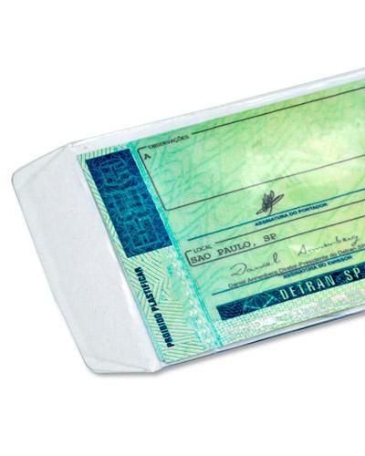 Porta Documentos Personalizados - Porta Habilitação Personalizado
