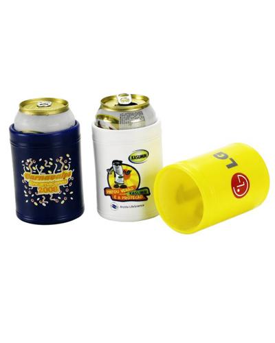 Porta Lata Personalizado - Porta Lata de Cerveja para Brinde