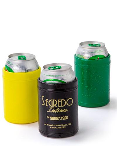 Porta Lata Personalizado - Porta Latinha de Cerveja