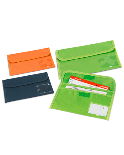 Porta Documentos Personalizados - Porta Passaporte Personalizado