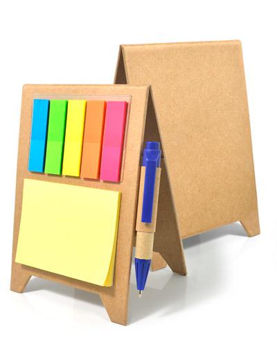 Bloco de Anotação - Porta Recado de Mesa Personalizado