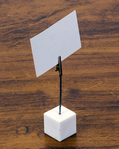 Porta Cartão - Porta Recado Personalizado