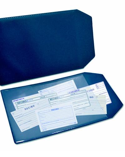 Porta Documentos Personalizados - Porta Recibos Personalizados