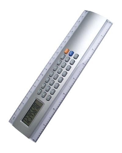 Brindes Personalizados -  Régua com Calculadora Personalizada