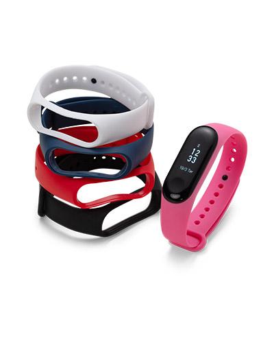 Pen Drive Pulseira - Relógio Inteligente Smartwatch Personalizado