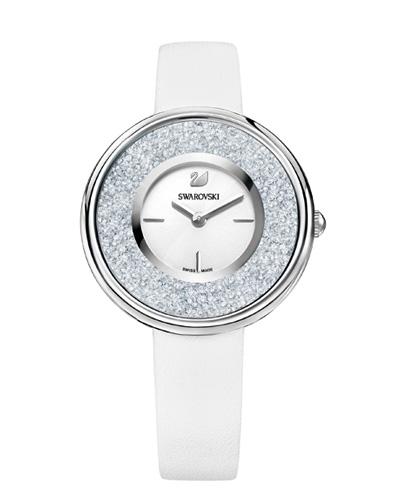 Cristais Swarovski - Relógio Swarovski Crystalline