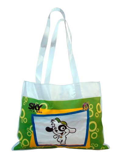 Brindes Personalizados -  Sacola de PVC para Brindes