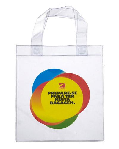 Sacolas Plásticas Personalizadas - Sacolas de PVC Personalizadas