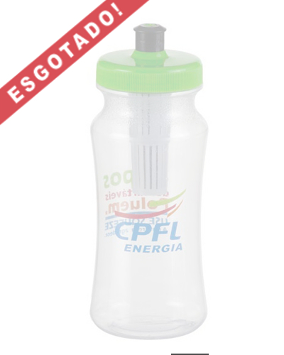 Squeeze com Filtro - Squeeze com Filtro Promocional