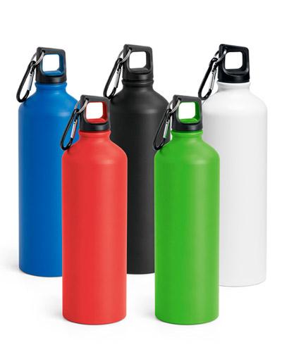 Squeeze Alumínio - Squeeze de Alumínio Personalizado para Brindes