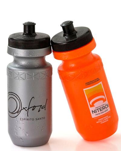 Squeeze Plástico - Squeeze de Plástico Promocional
