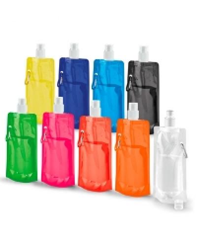 Squeeze Dobrável - Squeeze Dobrável Personalizado 480 ml