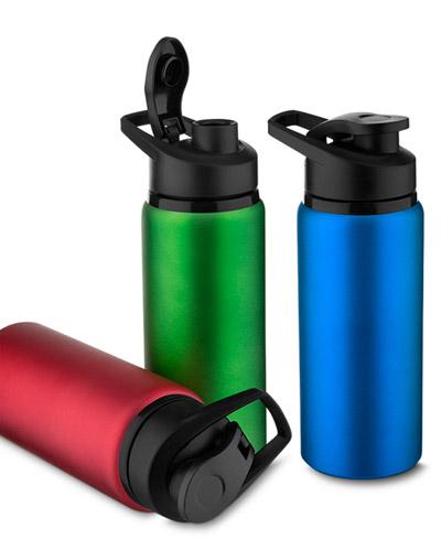Squeeze Alumínio - Squeeze Personalizada para Brinde