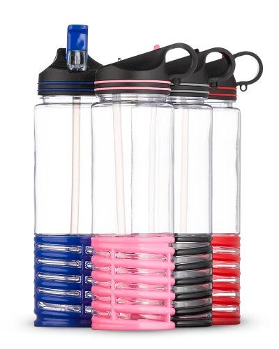 Squeeze Plástico - Squeeze Plástico Colorido Personalizado