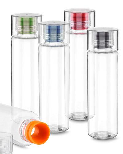 Garrafa Squeeze - Squeeze Transparente Personalizada