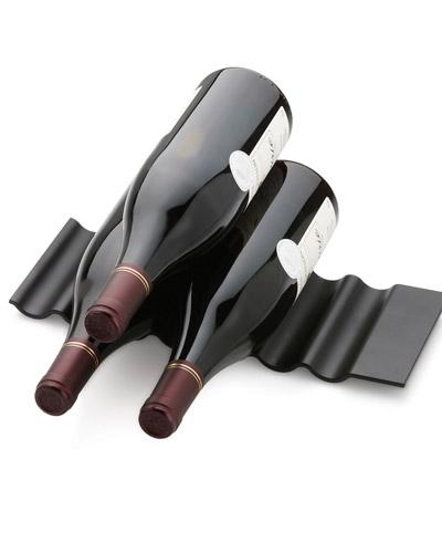 Kit Vinho Personalizado - Suporte para Garrafa de Vinho Personalizado