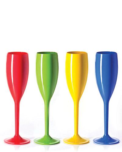 Brindes Personalizados -  Taças de Champagne Personalizadas
