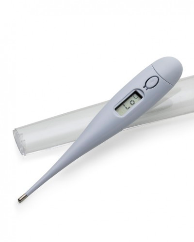 Kit Higiene Personalizado - Termômetro Personalizado