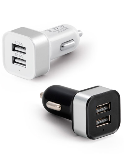 Suporte Veicular Personalizado - Tomada USB para Carros Personalizada